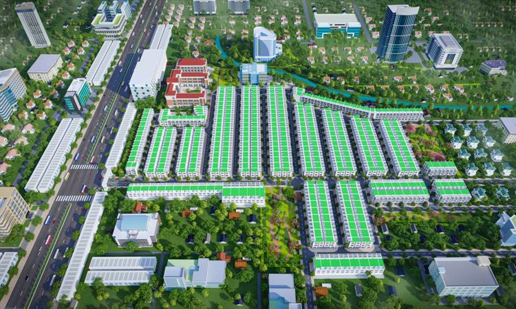 Phương Trường An 5 Green City